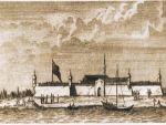 Новодвинская крепость в начале XVIII века